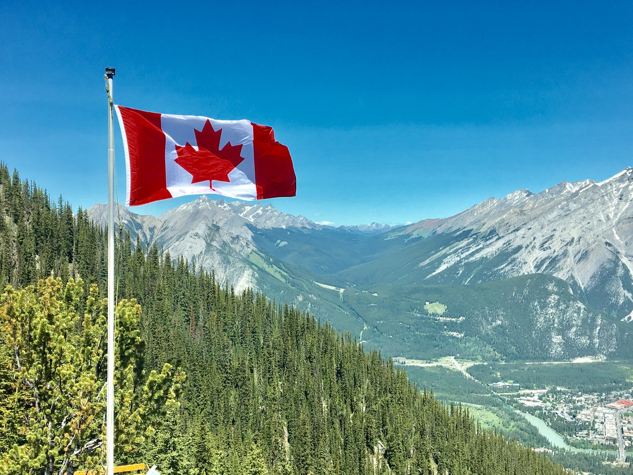 Canada has a place in the world's top 10 economies
